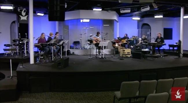 The Global Prayer Room 24 7 Live Stream Ihopkc Gospel News Network