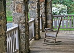 Prophetic Word: The Lord Is Saying Clearly, 'Get Off the Porch!'